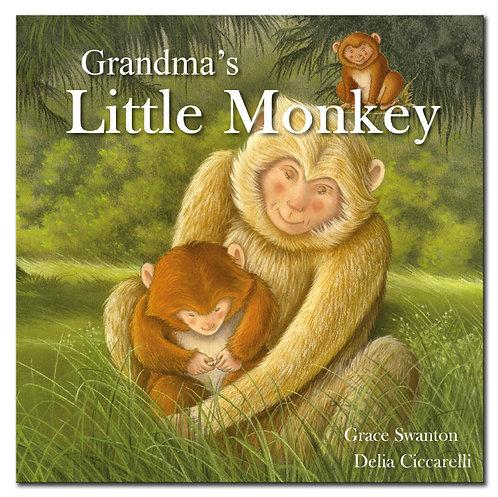 Grandma's Little Monkey