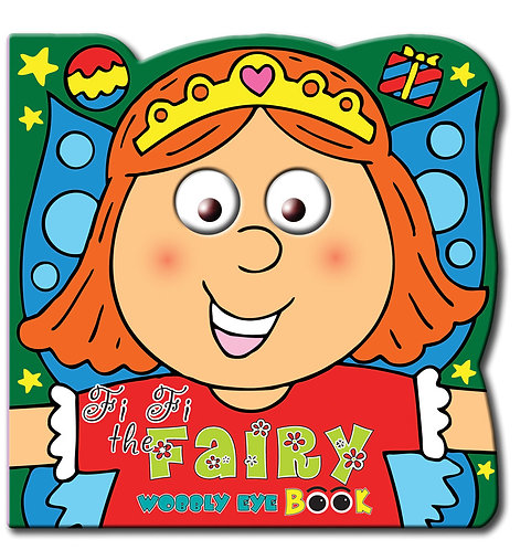 Fairy - Wobbly Eye Book