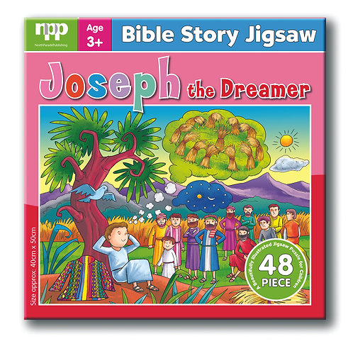 Joseph the Dreamer - Bible Story Jigsaw