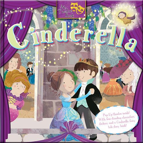 My Theatre Book - Cinderella