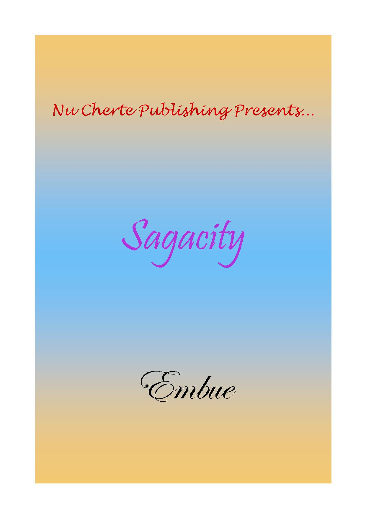 Sagacity (No Other Love  Book 5)