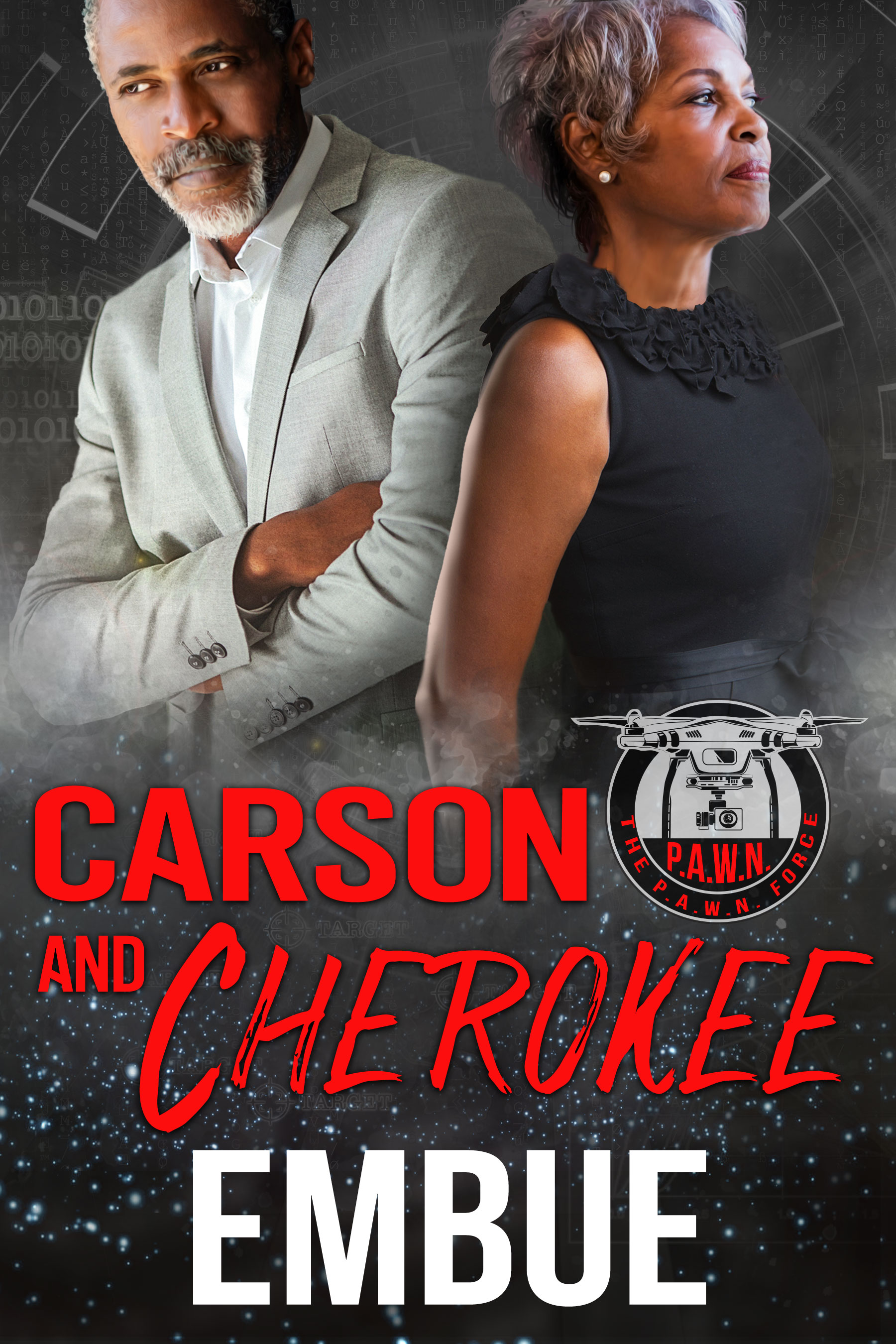 Carson and Cherokee