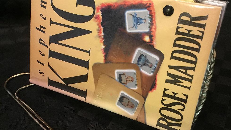 Stephen King Rose Madder clutch
