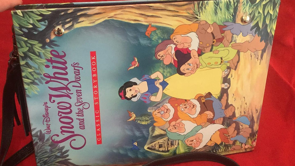 Snow White and the Seven Dwarfs book bag