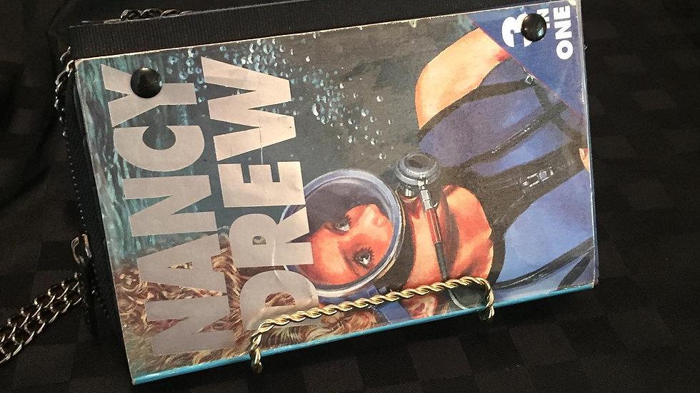 Nancy Drew Scuba book purse