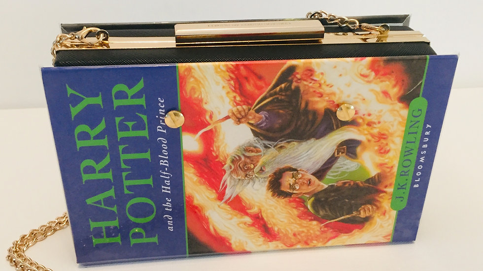 Harry Potter and the Half-Blood Prince book clutch