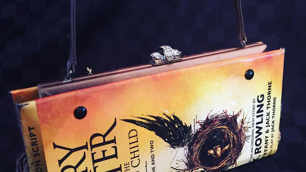 Harry Potter and the Cursed Child evening clutch