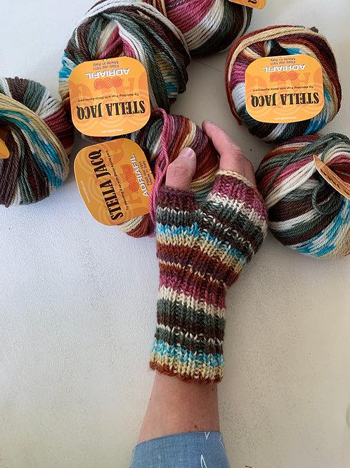 Stella Jacq Adriafil Self Striping Yarn