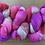 Thumbnail: Rosa Rugosa Hand Dyed Yarn