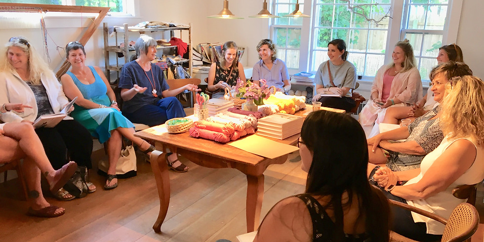 Open Stitch Dinner Party