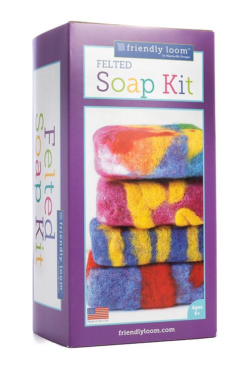 Felted Soap Bar Kit