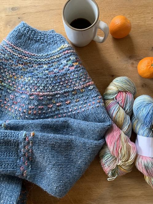Cape Cod Sweater Kit