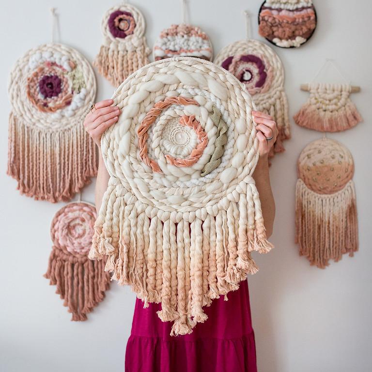 Circular Weaving for Beginners