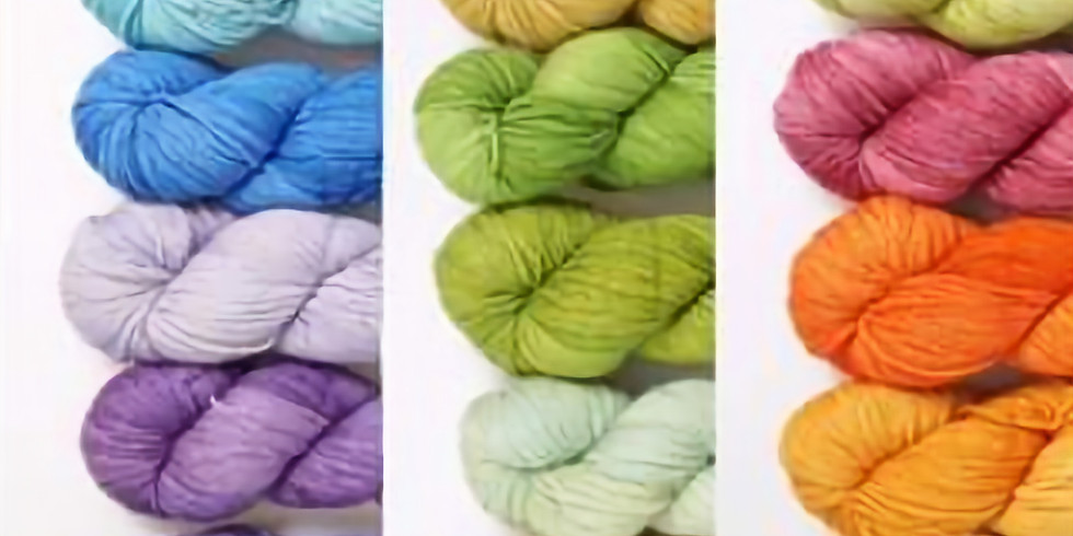 Dirty Water Dyeworks Trunk Show