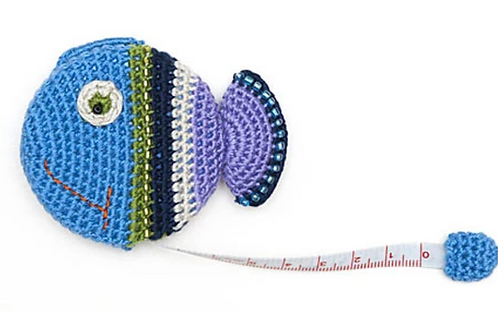 Crocheted Tape Measure