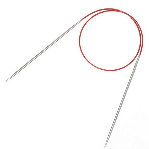 Chiao Goo Lace Fixed Circular needles, 24 inch