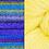 Thumbnail: Butterfly Cowl Kit - Urth Yarns