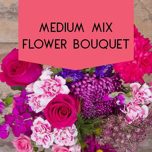 Medium Mix Flower Bouquet