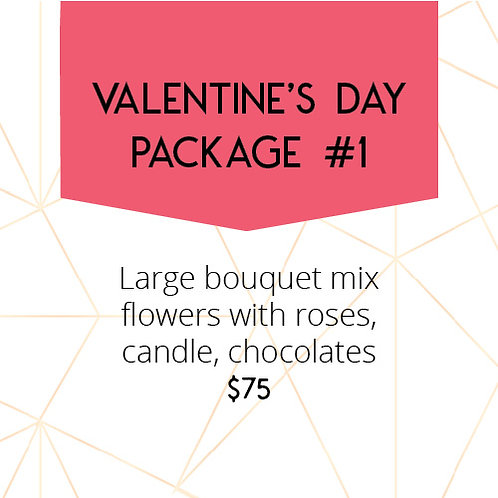 Valentine's Day Package #1