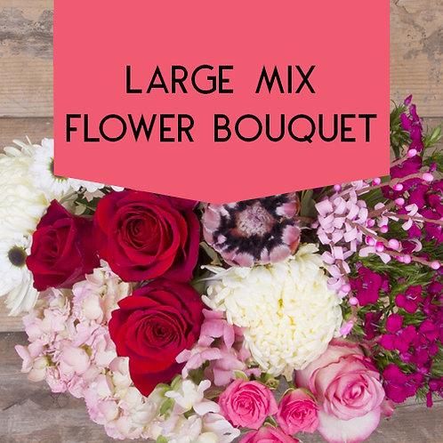 Large Mix Flower Bouquet