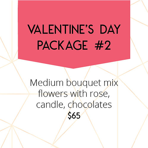 Valentine's Day Package #2