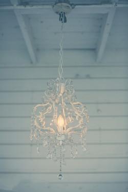 Decorative Light-Up Chandelier
