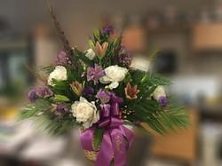 Purple-Flower-Bouquet
