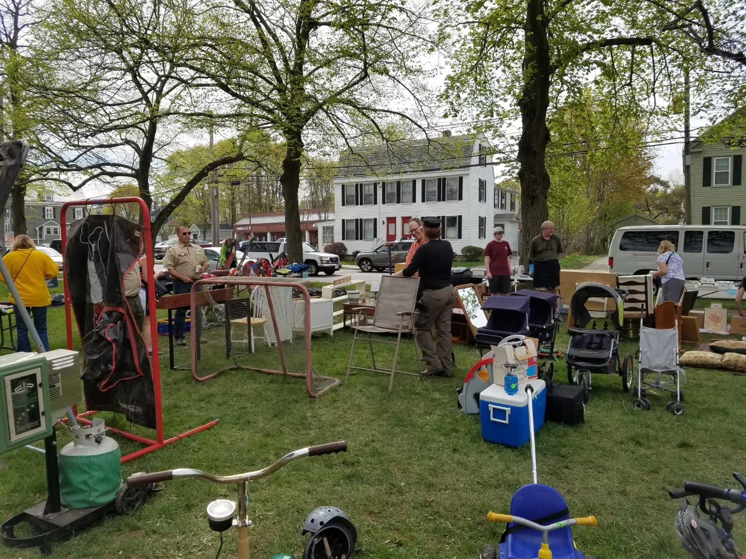 Yard Sale 2017
