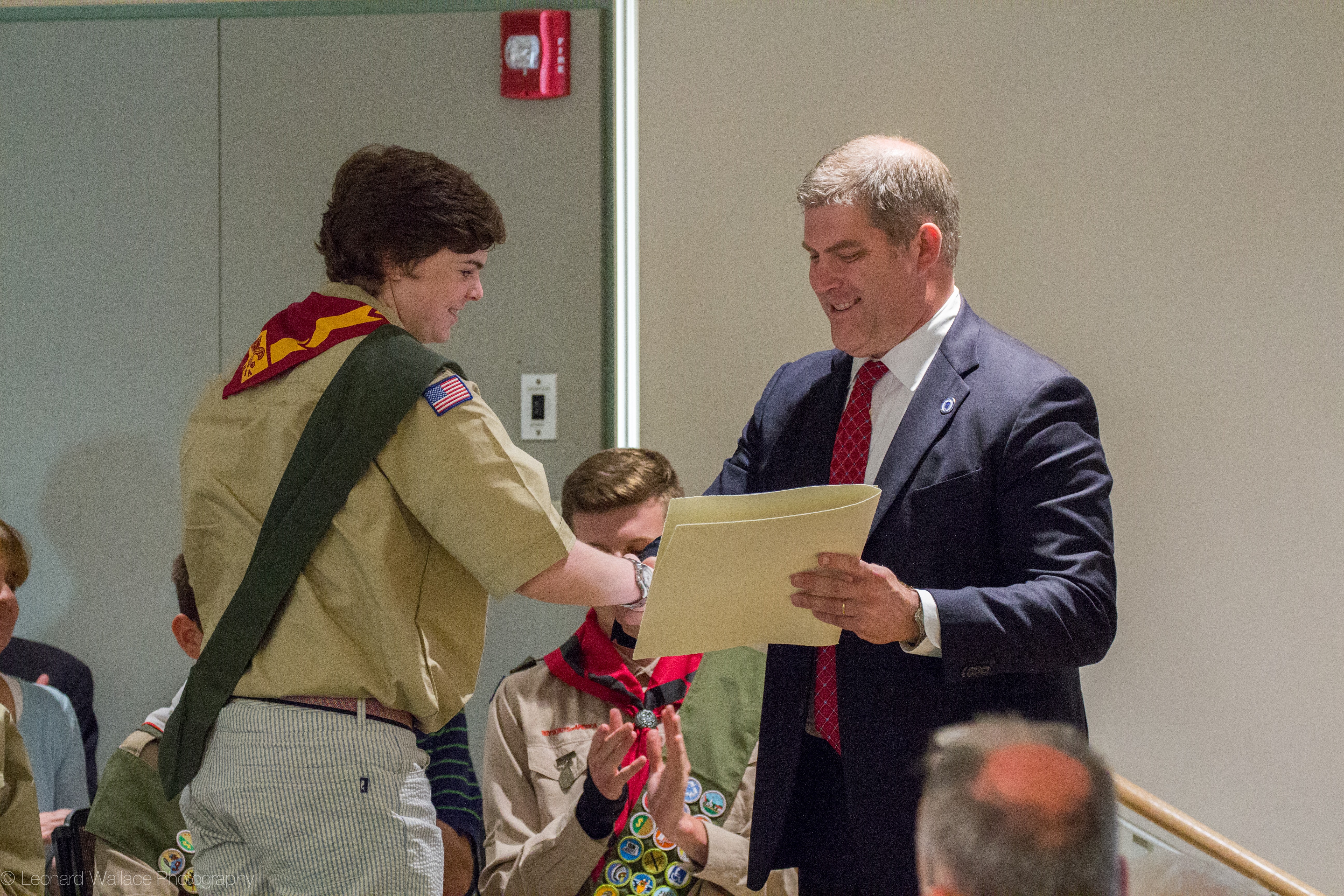 Eagle Scout Court of Honor 2017