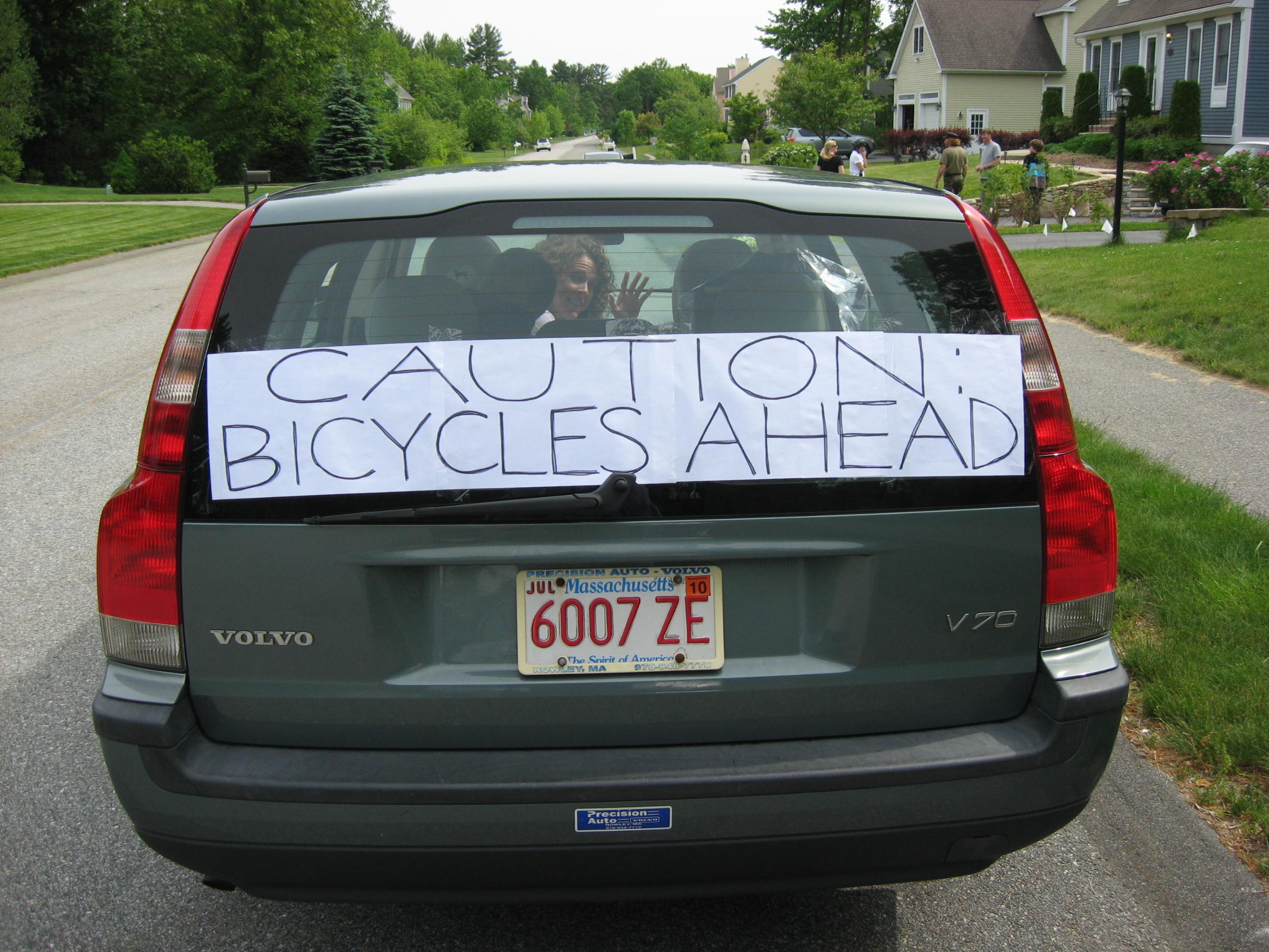 50 mile bike trip