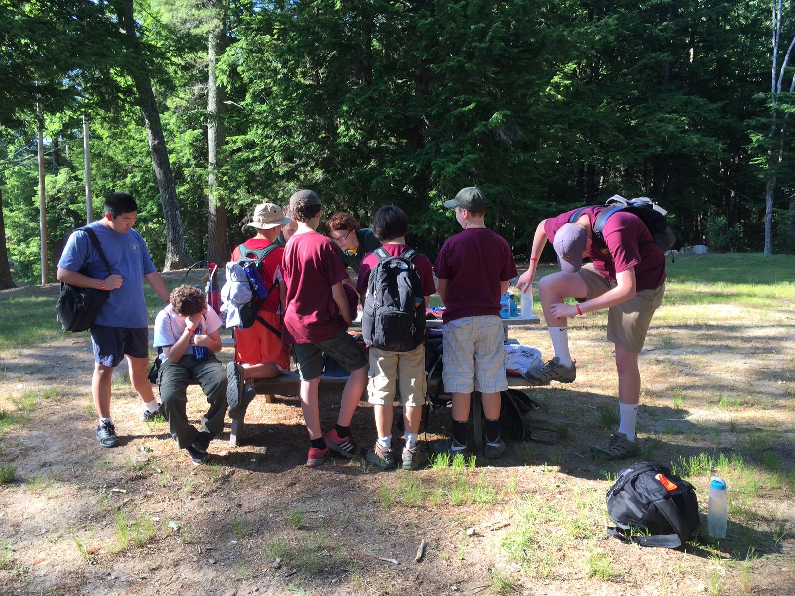 Summer Camp - 2016