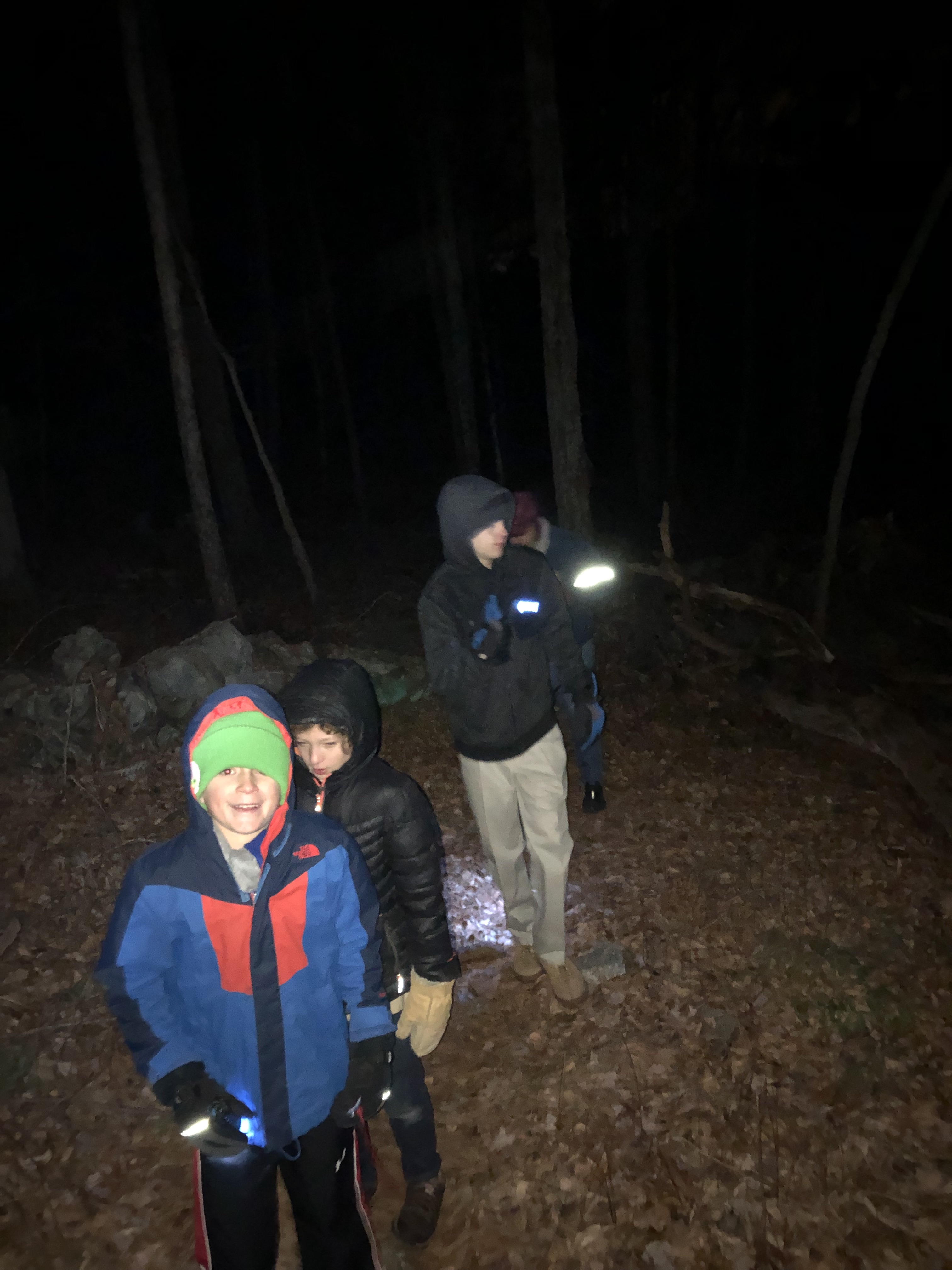 Night Hike 2019
