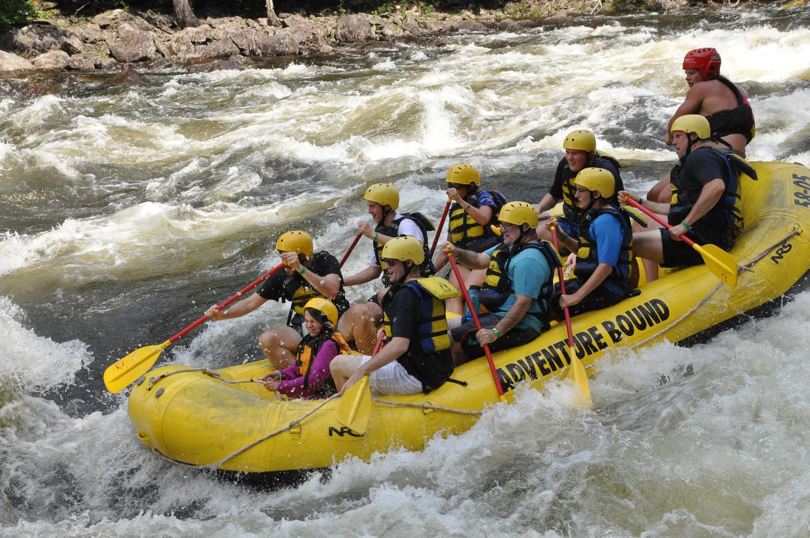 Rafting Trip