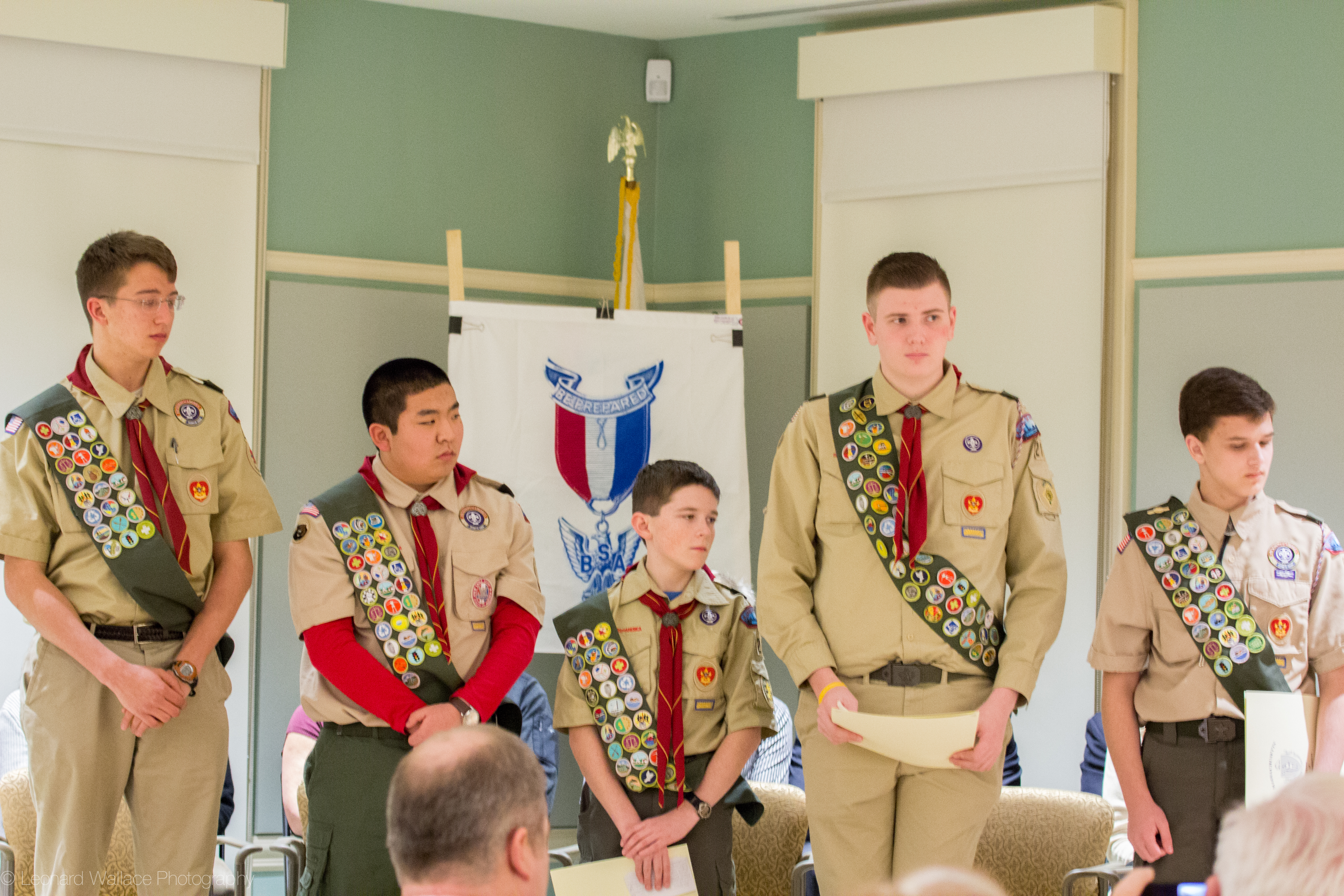 Eagle Scout Court of Honor 2018