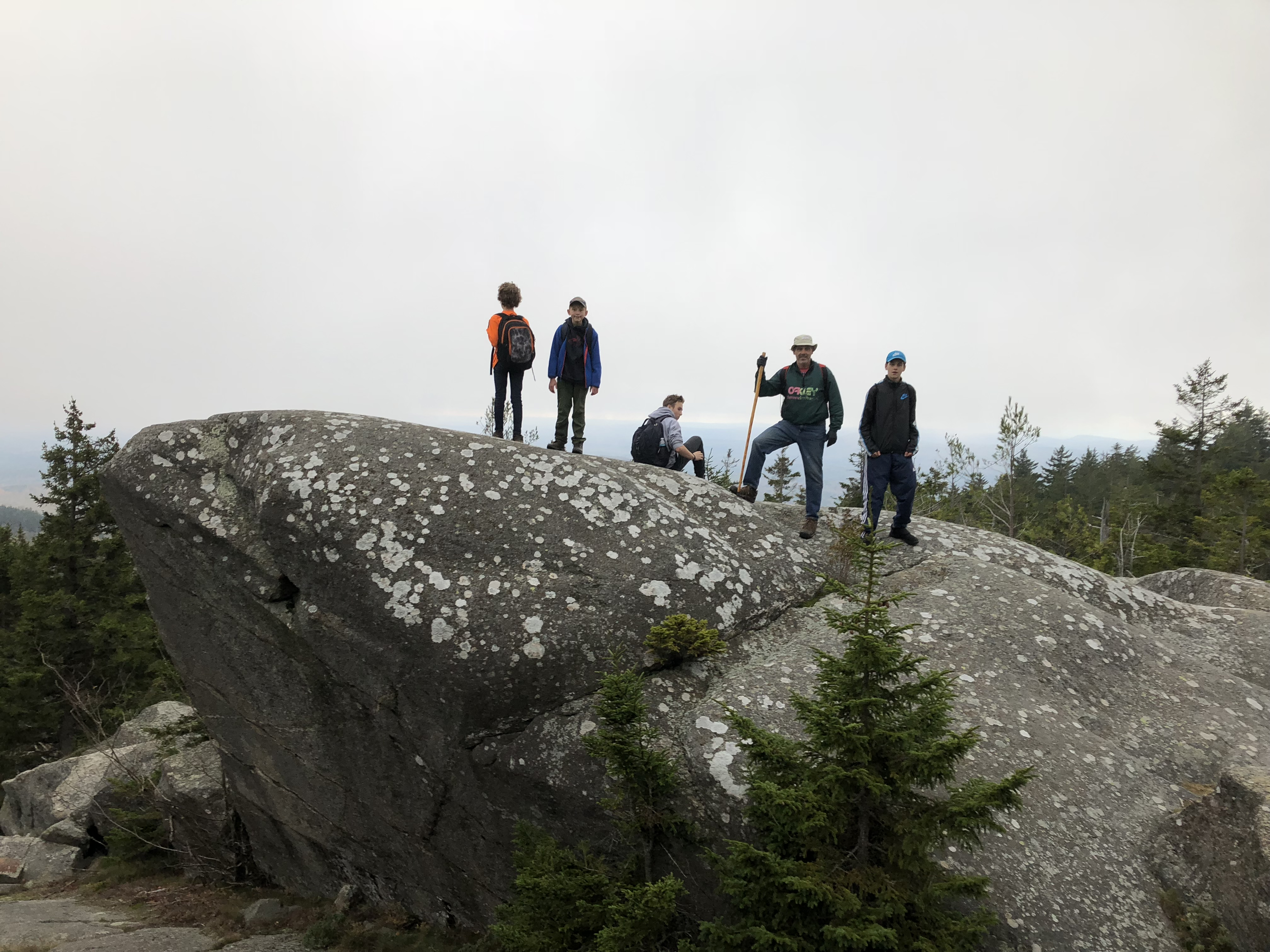 White Mountains Hike - 2018