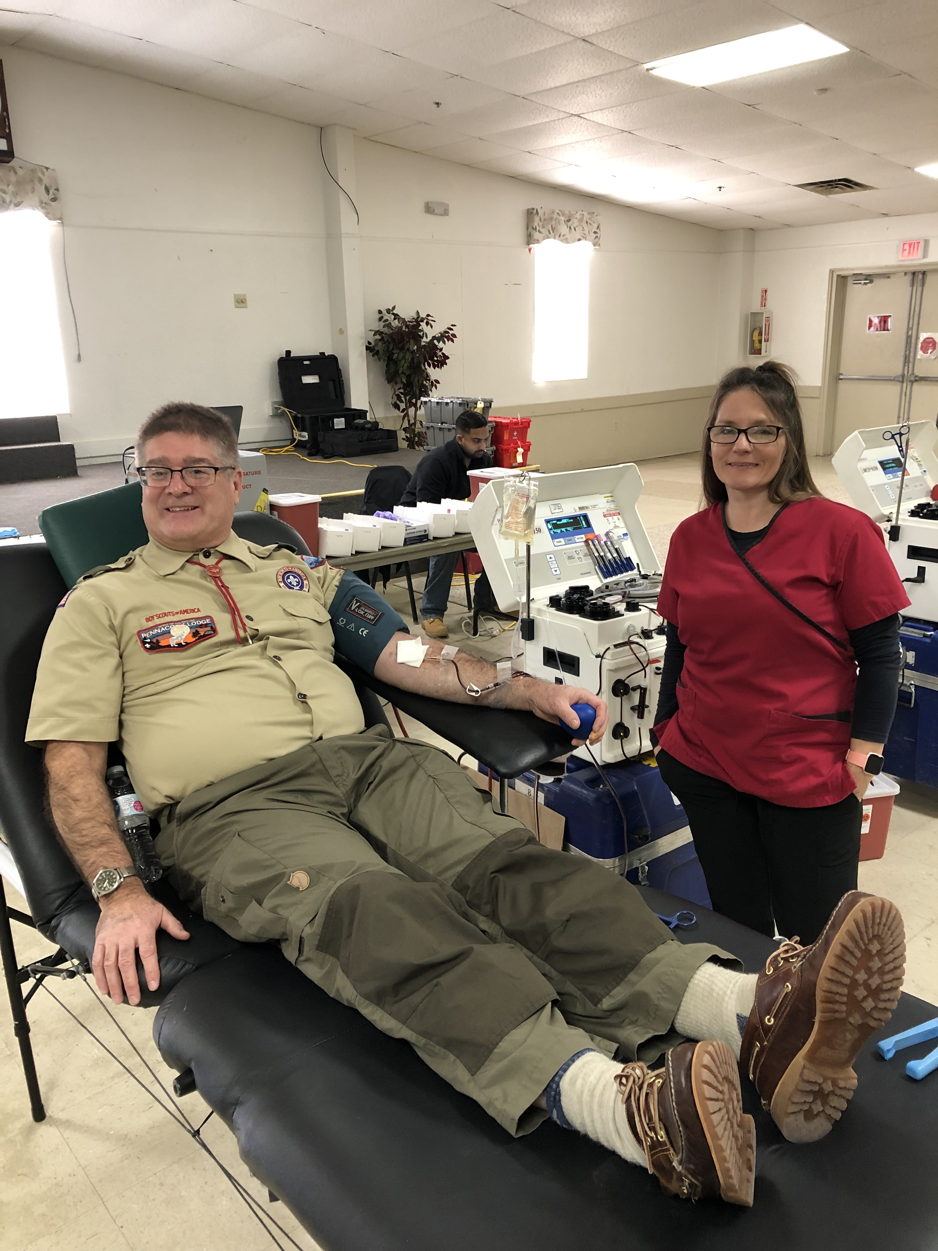 2019 Winter Blood Drive