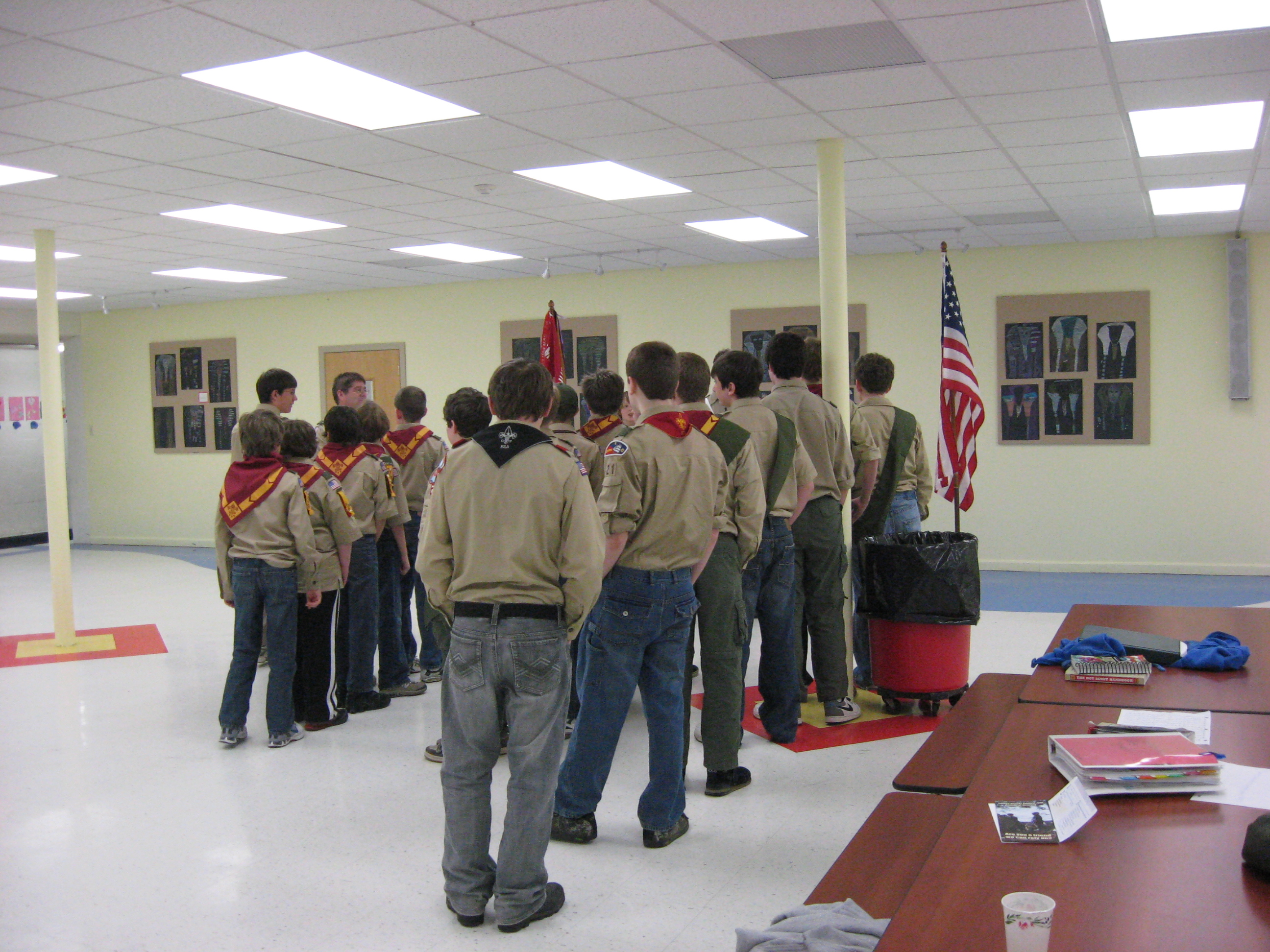 Scout Meeting