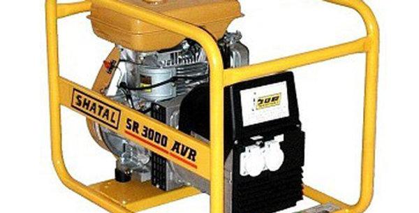 SHATAL 3000W גנרטור כולל מייצב מתח