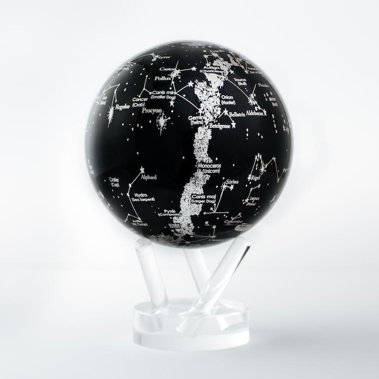 globe terrestre Magiclglobe constellatio
