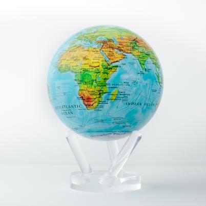 globe terrestre Magiclglobe Carte avec r