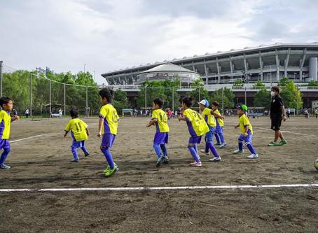 U-8横浜キッズリーグ