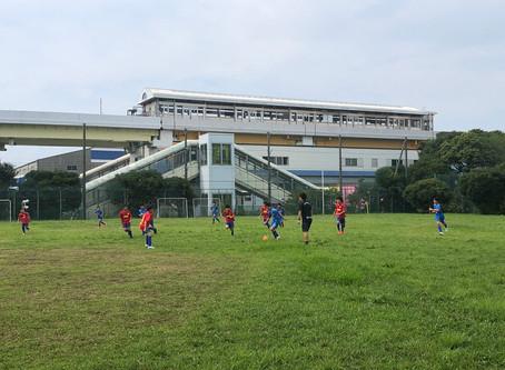 U-12トレーニングマッチ