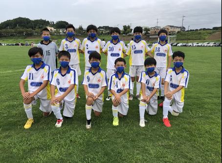 9/20 全日本U12サッカー選手権大会神奈川県予選かもめグループ代表決定戦1.2回戦