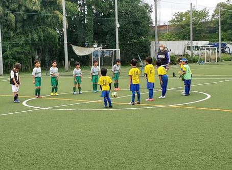 10/11  U-8 FC ASAHIリーグ戦