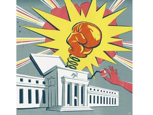 "ECONOMIC & FIXED INCOME COMMENT: ""A Fed Surprise!"""