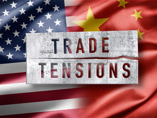 "ECONOMIC & FIXED INCOME COMMENT: ""TRADE TENSIONS..."""