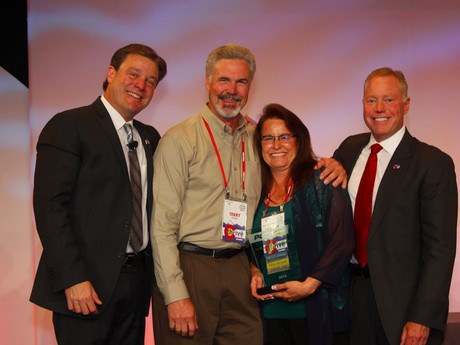 Terry & Kathy Stokes Named PostNet Franchisees of The Year