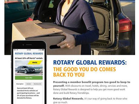 Rotary Member Benefits