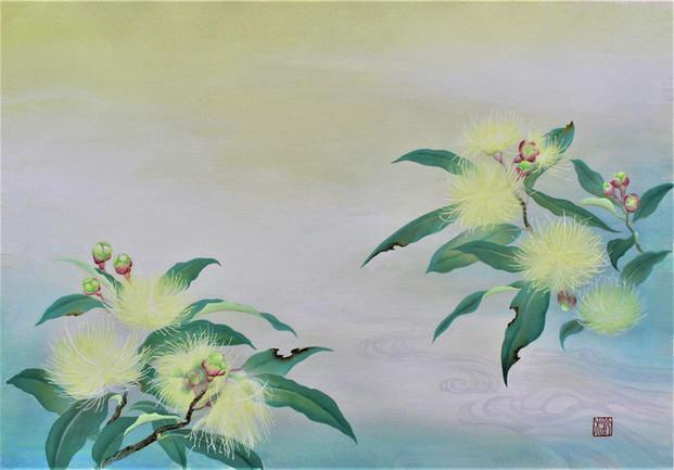 「ホウトウの花」