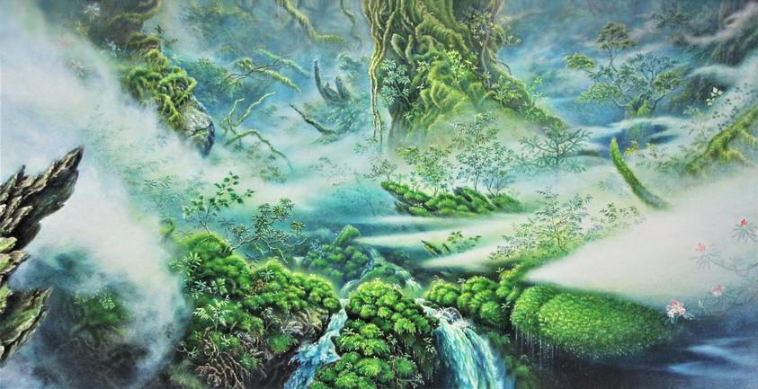 「潤響の森」
